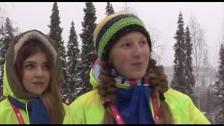 Летающие лыжницы
