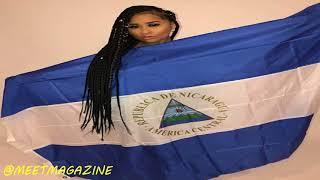 Tammy Rivera ILLUMINATI flag EXPOSED! HOT singer is in the Nicaragua Illuminati! #LHHATL 7
