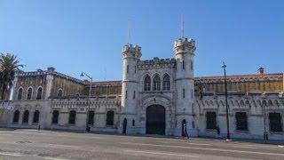 Португалия. Тюрьма в Лиссабоне. Португалия