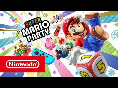 Super Mario Party - Trailer di lancio (Nintendo Switch)