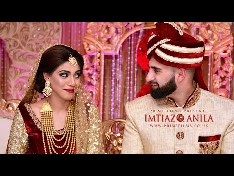 British Asian Pakistani Cinematic Wedding Film London | Imtiaz & Anila | Prime Films