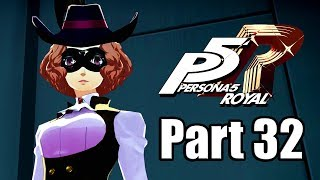 PERSONA 5 ROYAL ENGLISH Gameplay Walkthrough Part 32 - Hawaii Trip & Beauty Thief! [PS4 Pro]