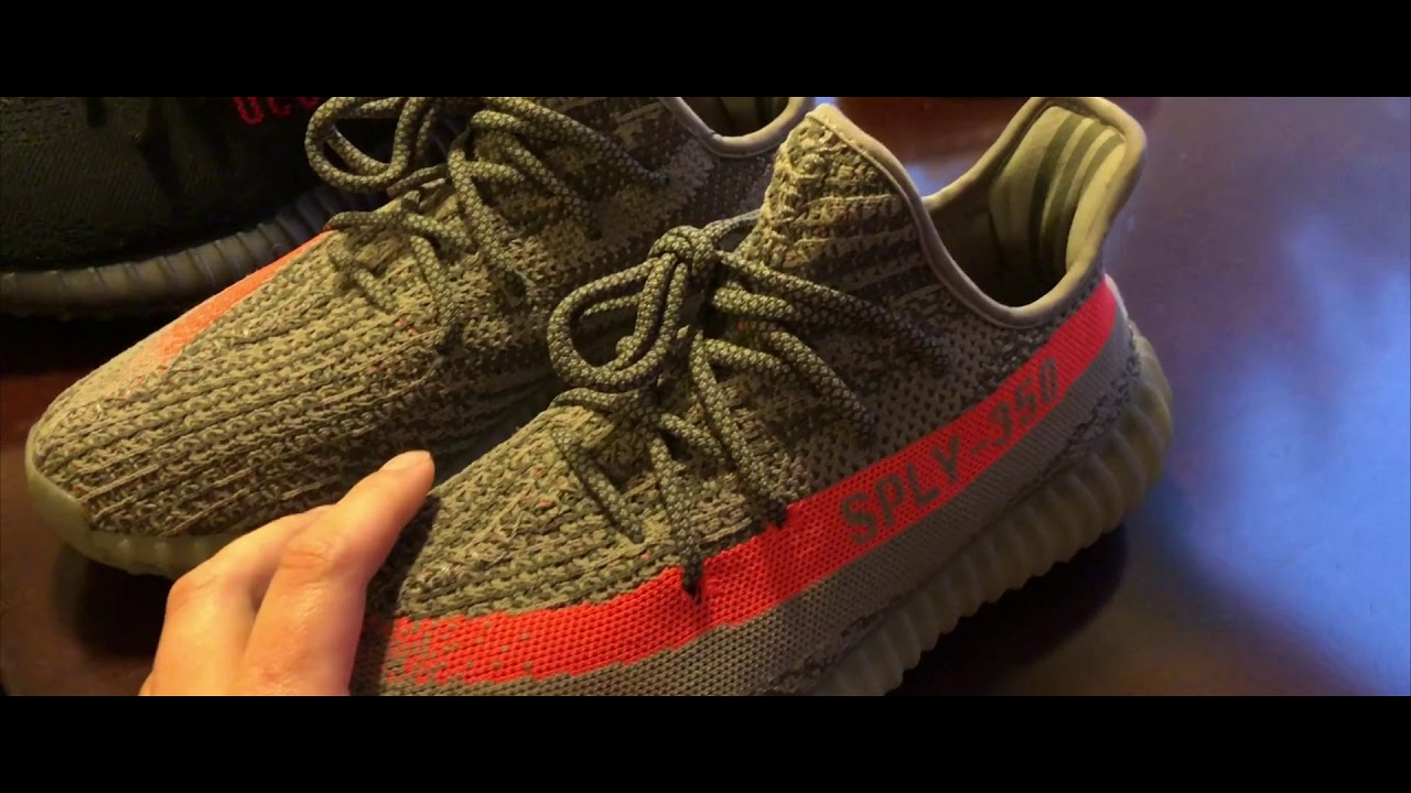 fef5140ad79ed Lucus Yeezy 350 V2 Review   Detail Overview - YouTube