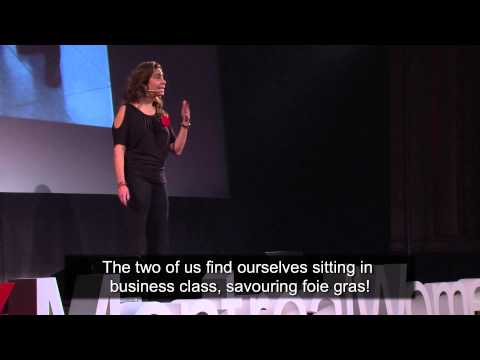 Bitter or Better: Lamia Charlebois at TEDxMontrealWomen
