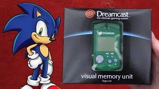Unboxing The Sega Dreamcast VMU In 2019!