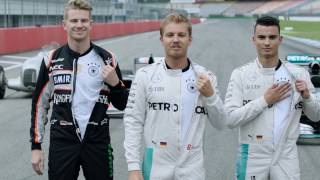 Nico Rosberg - Compilation 2010-2016 Part 3 | AutoMotoTV