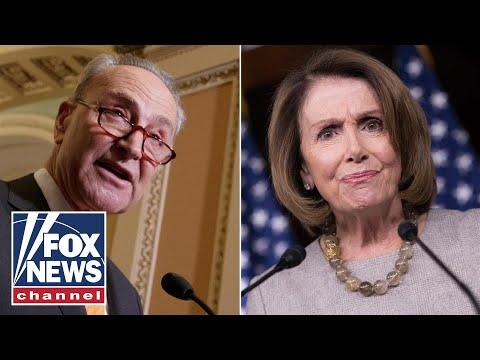 Democrats bash Trump's national emergency call: 'Unlawful'