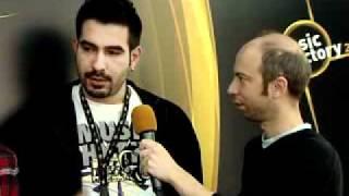 Voyvo - Kaan Sezyum - Miller Müzik Öncesi Röportaj