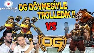 OG Dövmesi ile E-spor Oyuncusu Trolleme - Wolfteam #26