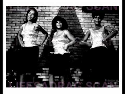 """The Marvelettes """"The Hunter Gets Captured By The Game"""" My Extended Version!"""