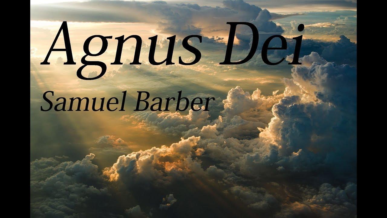 Samuel Barber:Agnus Dei/en Lyrics | LyricWiki | FANDOM ...