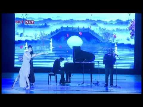 pianist Wang Yang in Yangon Myanmar concert