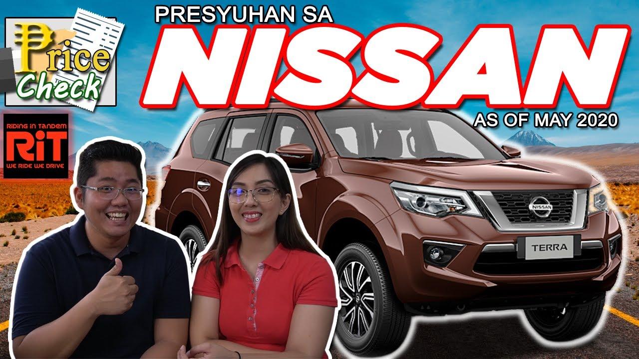 Nissan Pricelist Philippines 2020 Youtube