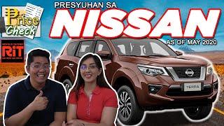 Nissan Pricelist Philippines 2020