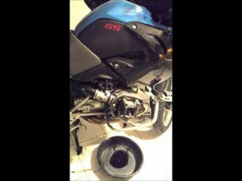 bmw motorcycle repair - youtube