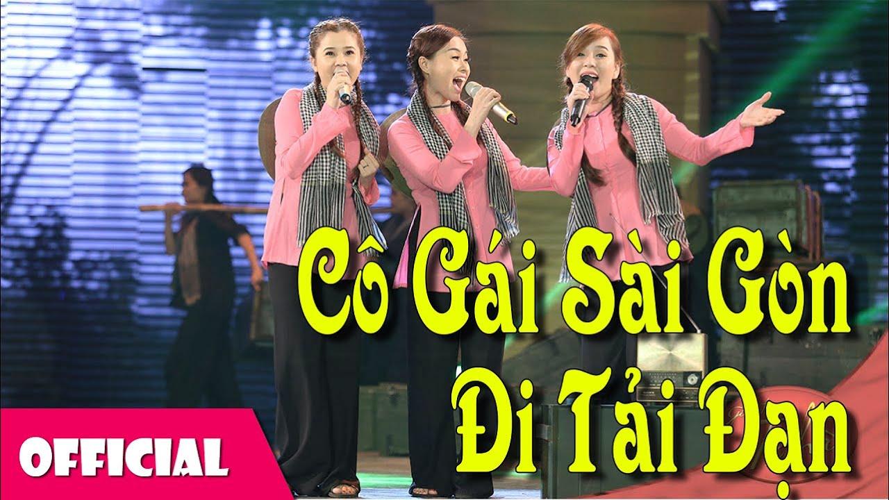 Cô Gái Sài Gòn Đi Tải Đạn - Tốp Ca Nhạc Viện Tp. HCM [Official MV]