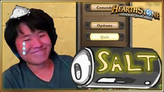 RAGE & SALTY WTF Moments - Hearthstone Funny Rng Moments