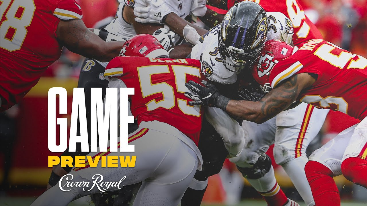 Game Preview for Week 3 | Chiefs vs. Ravens