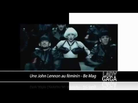 Download Lady GaGa - The Fame Monster - Spot TV in French - July 2010