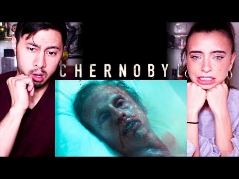 CHERNOBYL | HBO | Trailer Reaction!