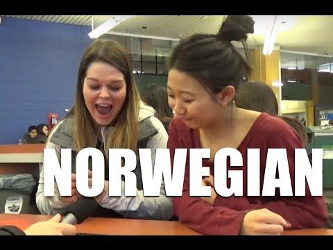 What Norwegian sounds like||Hvordan norsk/Ylvis høres ut for kanadiere