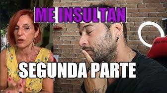 Imagen del video: ME INSULTAN FEMINISTAS SEGUNDA PARTE