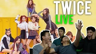 Video The greatest TWICE reaction you'll ever watch... (probably not) download MP3, 3GP, MP4, WEBM, AVI, FLV Maret 2017
