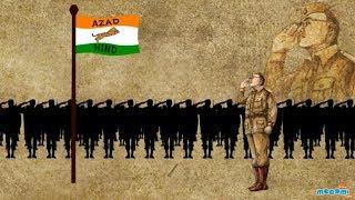 Subhash Chandra Bose - Freedom Fighter | Mocomi Kids