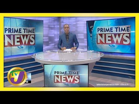 Jamaican News Headlines | TVJ News - May 7 2021
