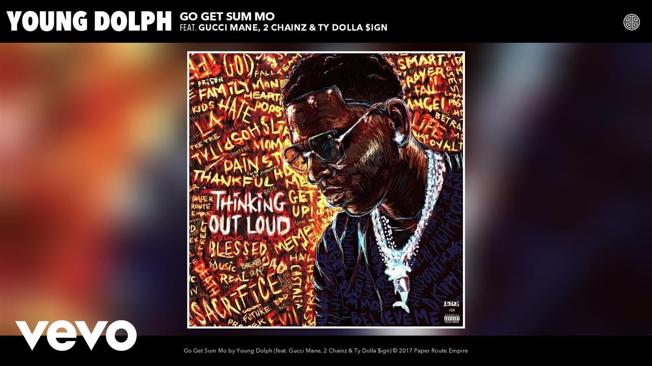 young dolph go get sum mo official audio ft gucci mane 2