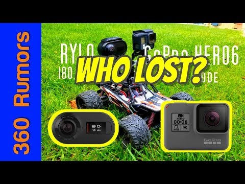Rylo vs GoPro Hero 6 stabilization comparison & video quality test (2018): WHICH GOT STOMPED?