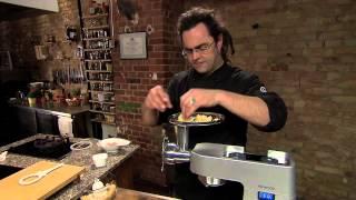 Cooking Chef al arrabiata
