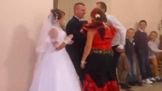 Цыганочка с выходом ! Зажигательный танец на свадьбе!!!