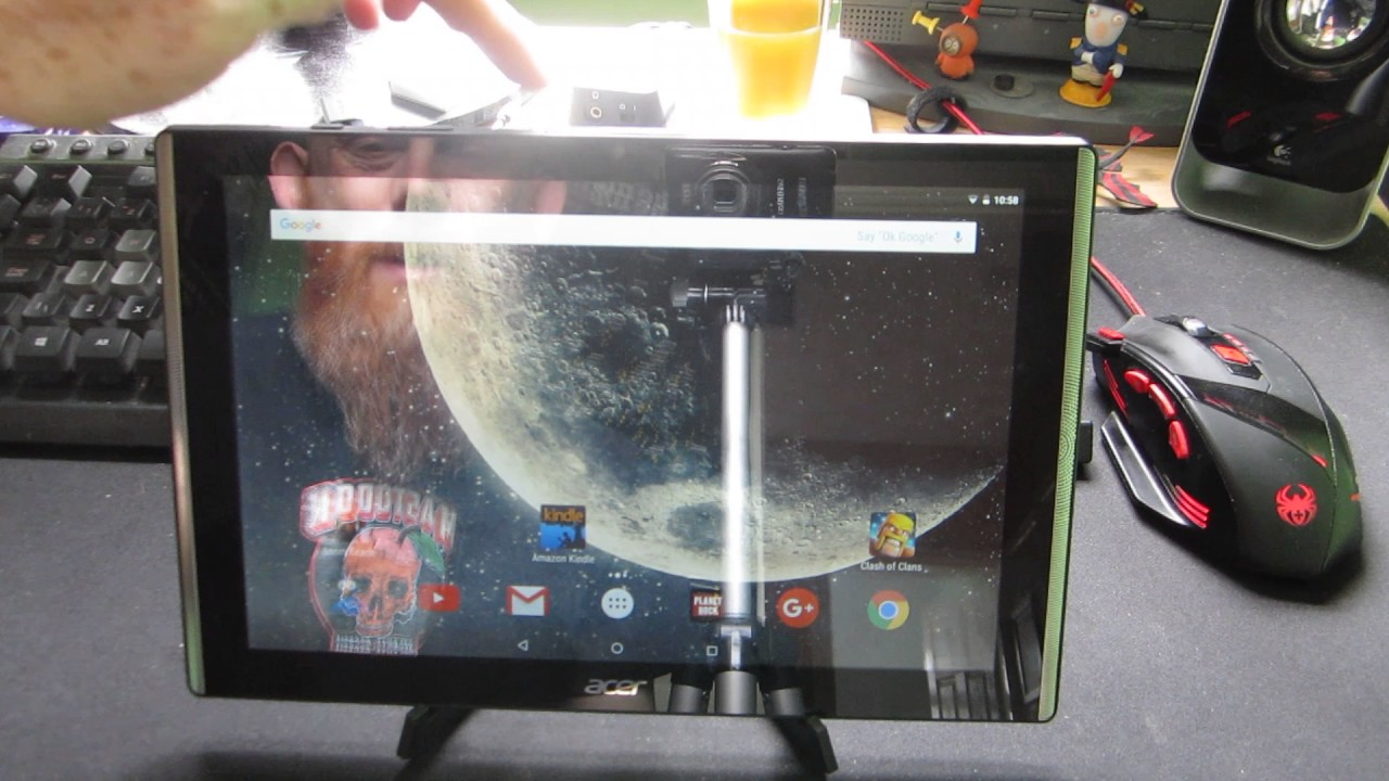 acer iconia one 10 b3 a40 tablet review youtube. Black Bedroom Furniture Sets. Home Design Ideas