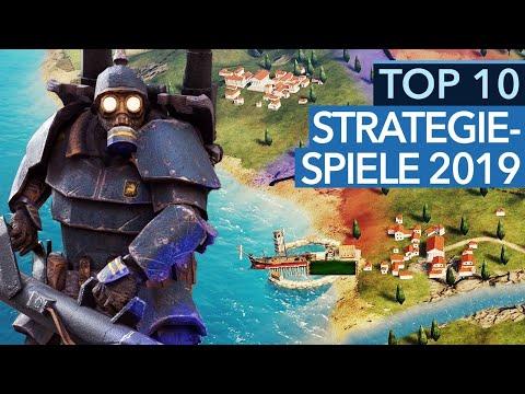 Strategie-Spiele 2019 - 10 Kommenden Highlights Für PC