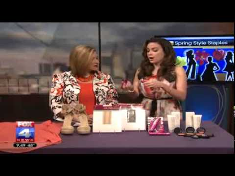 Spring Style & Beauty Trends on FOX 4 Kansas City