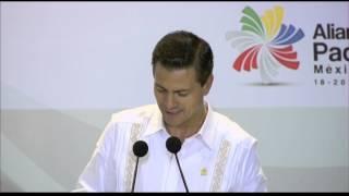 Declaración al finalizar la IX Cumbre Alianza del Pacífico - 20 de junio