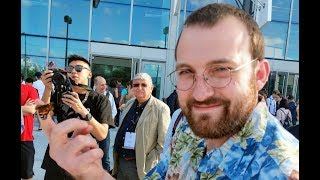CARDANO IOHK Summit - My Thoughts on the Keynote - Live Stream