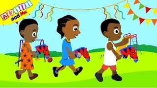 Learn Swahili and English with Akili and Me | Bilingual Learning for Preschoolers