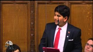 MKA News Ahmadiyya Muslim Youth Member Address the Houses of Parliament
