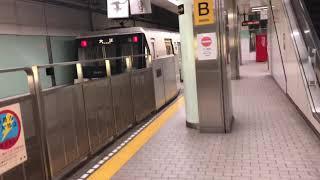 大阪メトロ長堀鶴見緑地線、門真南駅での70系電車の内外装や折り返し時の様子
