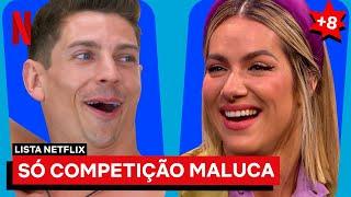 10 reality shows para quem adora uma competição | Lista Netflix | Netflix Brasil