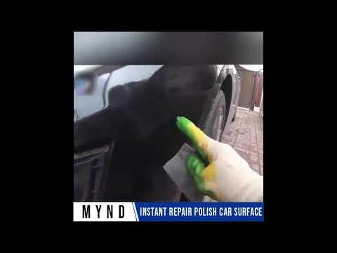 Car Polish Paint Scratch Repair – Amazing results!