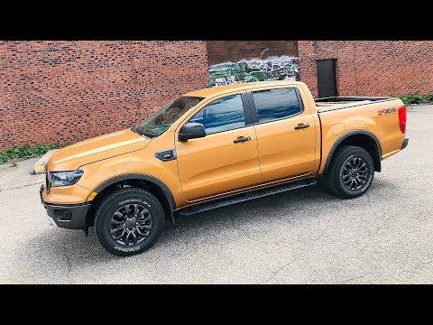 2019 Ford Ranger XLT Review