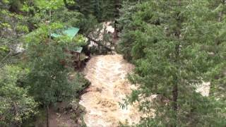 Colorado Flood - Glen Haven, Sept. 12 through Sept. 17, 2013