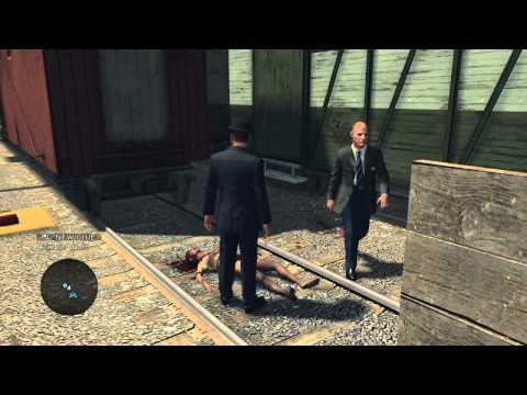 LA Noire Walkthrough - PT. 46 - Story Mission 12 - The Studio Secretary Murder - Part 1