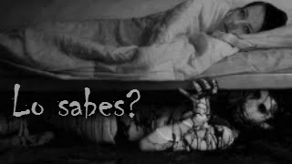 Creepy-Pasta | ¿Que Pasa Mientras Duermes?