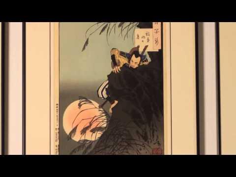 Living Legacies: Woodblock prints by TSUKIOKA Yoshitoshi
