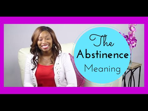from Osvaldo abstinence before marriage dating