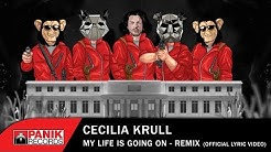 Cecilia Krull - My Life Is Going On / La Casa De Papel - Manimal, Monkeyz, Thiago Matthias Remix